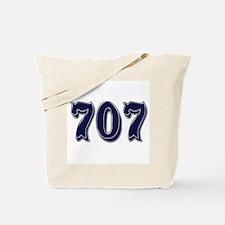 707 Tote Bag
