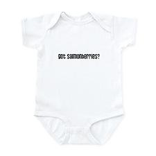 Got Salmonberries? Infant Bodysuit