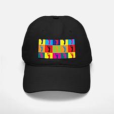 Podiatry Pop Art Baseball Hat