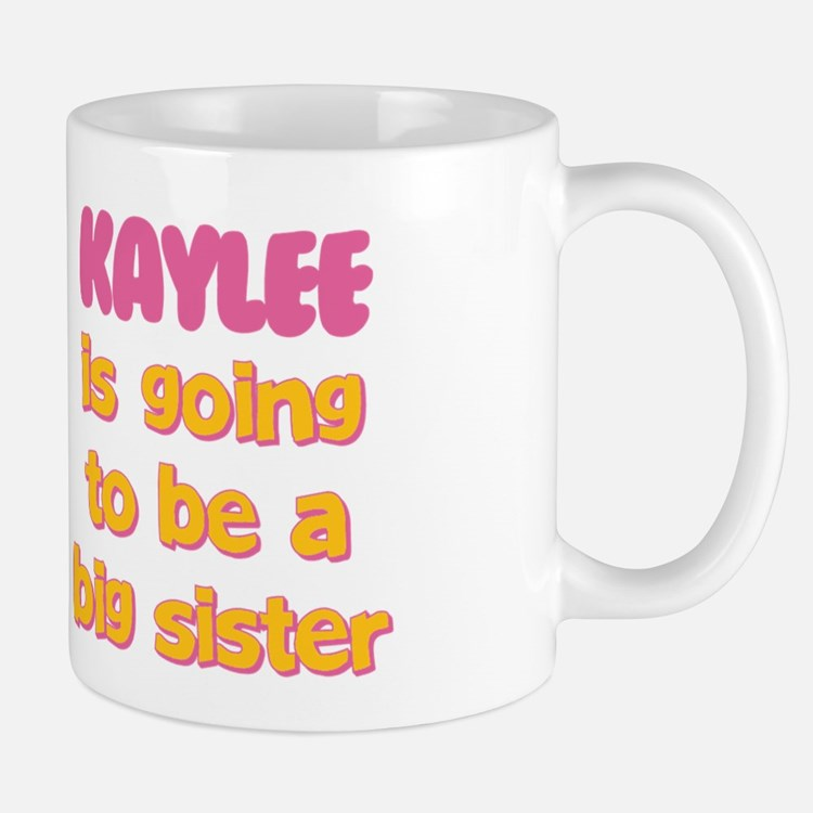 Kaylee - Big Sister To Be Mug