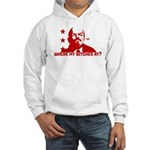 Where my Bitches at? Hooded Sweatshirt
