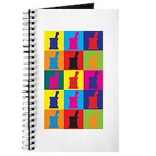 Pharmacology Pop Art Journal