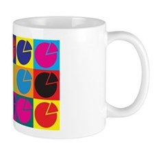 Pensions Pop Art Mug