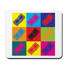 Payroll Pop Art Mousepad