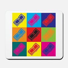 Payroll Pop Art Mousepad