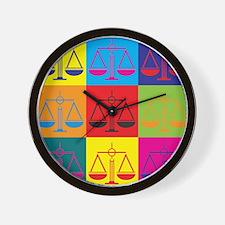 Patents Pop Art Wall Clock
