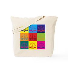 Patents Pop Art Tote Bag