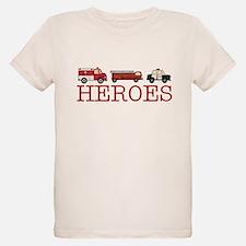 Heroes Kids T-Shirt