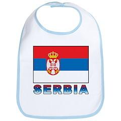 Serbia Bib