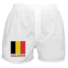 Belgium Boxer Shorts