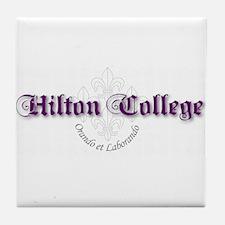 HC Banner Blur Tile Coaster