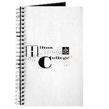 HC Black & White Blocks Journal