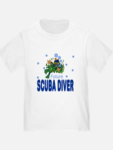Future Scuba Diver Baby T