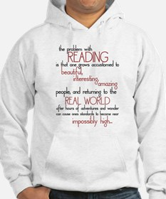 The Problem with Reading Hoodie