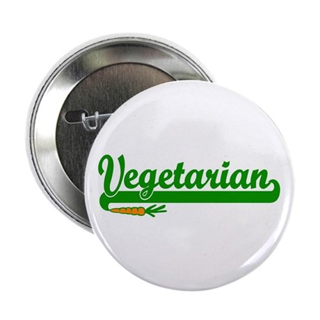 "Vegetarian 2.25"" Button (100 pack)"