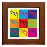 Optician Framed Tiles
