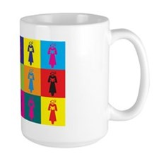 Opera Pop Art Coffee Mug