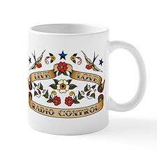 Live Love Radio Control Small Mug