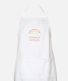 I am fearfully and wonderfully made BBQ Apron