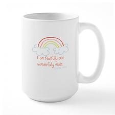 I am fearfully and wonderfully made Mug