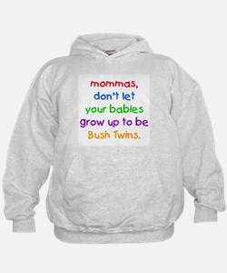 Don't Let your babies grow up Hoodie