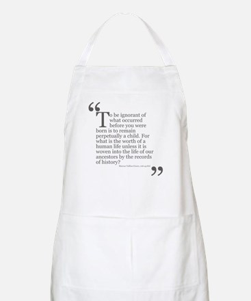 Life Of Our Ancestors BBQ Apron