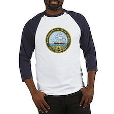 Confederate Navy Baseball Jersey