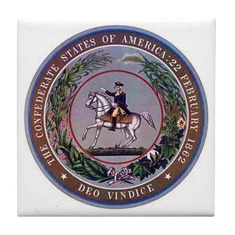 CSA Seal Tile Coaster