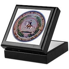 CSA Seal Keepsake Box