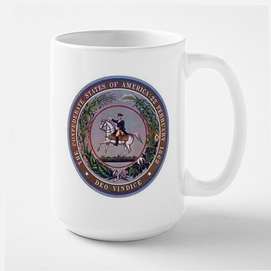 CSA Seal Large Mug