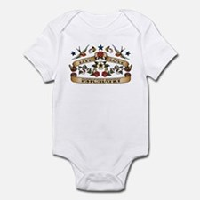Live Love Psychiatry Infant Bodysuit