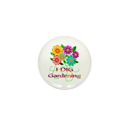 Gardening Mini Button (100 pack)
