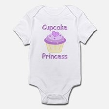 Cupcake Princess Infant Bodysuit