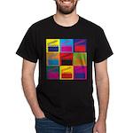 Movies Pop Art Dark T-Shirt