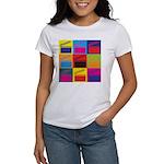 Movies Pop Art Women's T-Shirt