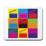Movies Pop Art Mousepad