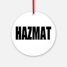 HAZMAT Keepsake (Round)