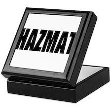 HAZMAT Keepsake Box