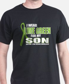 LD: Lime Green For Son T-Shirt