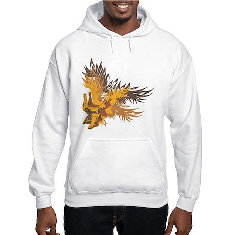 """""""Eagle Claw Kung Fu"""" Hooded Sweatshirt"""