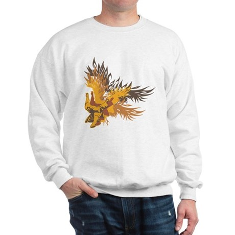 """""""Eagle Claw Kung Fu"""" Sweatshirt"""