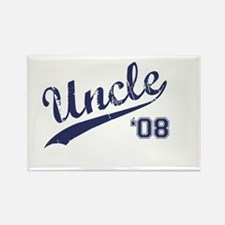 uncle t-shirts 2008 Rectangle Magnet