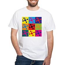 Molecular Biology Pop Art Shirt