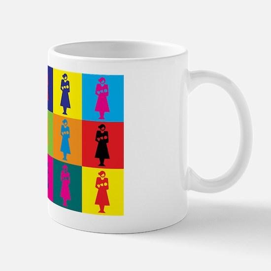 Midwifery Pop Art Mug