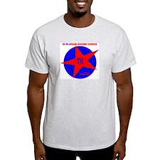 Retro Super-Hero Recruitment Shirt