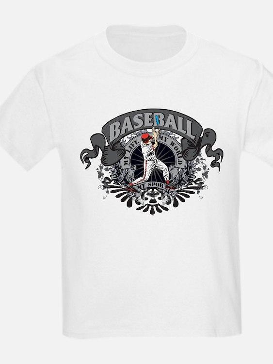 Baseball My Sport T-Shirt