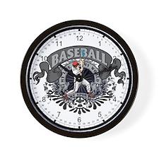 Baseball My Sport Wall Clock