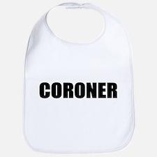 Coroner Bib
