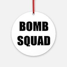 Bomb Squad Keepsake (Round)
