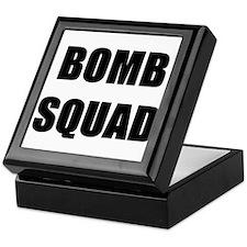 Bomb Squad Keepsake Box